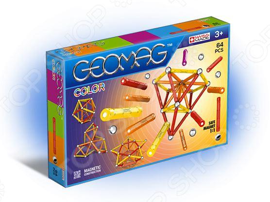 Конструктор магнитный Geomag 262 Color