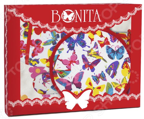 Набор подарочный BONITA «Чай Каркаде»