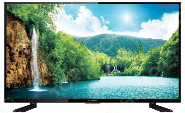 Телевизор StarWind SW-LED43F302BT2 телевизор starwind sw led43f302bt2
