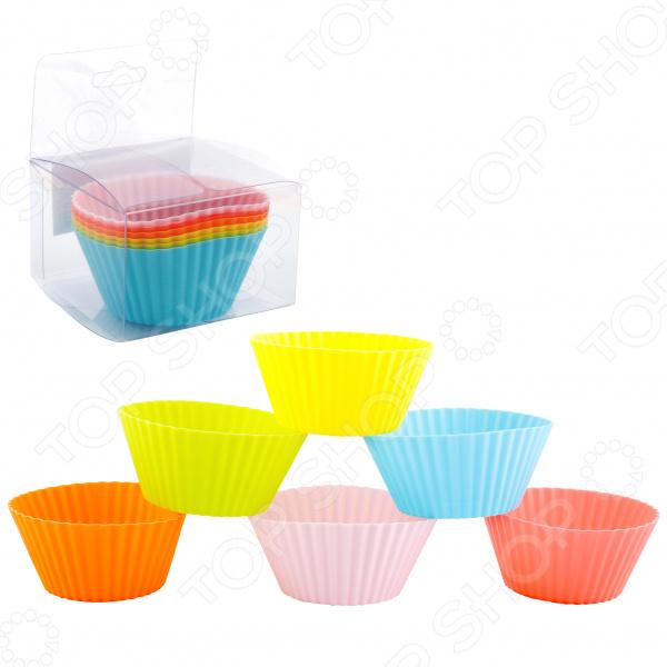 Набор форм для кексов Mallony Roseo