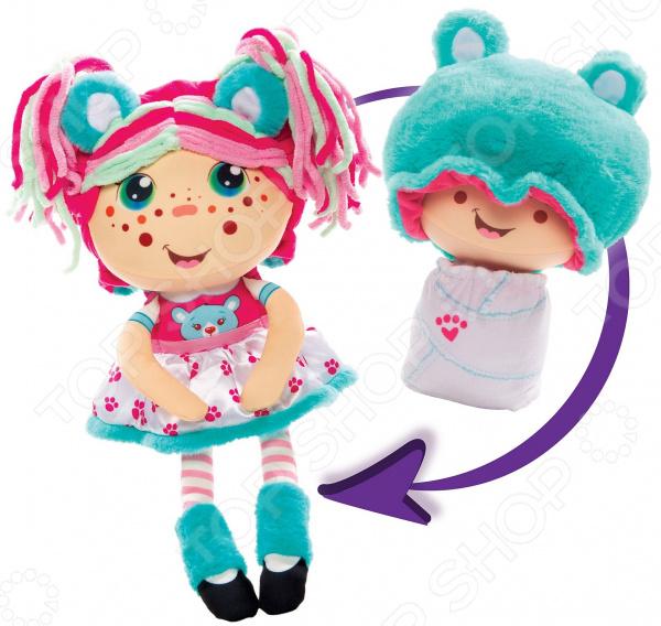 Плюшевая игрушка 1 Toy «Девчушка-вывернушка: Надюшка»