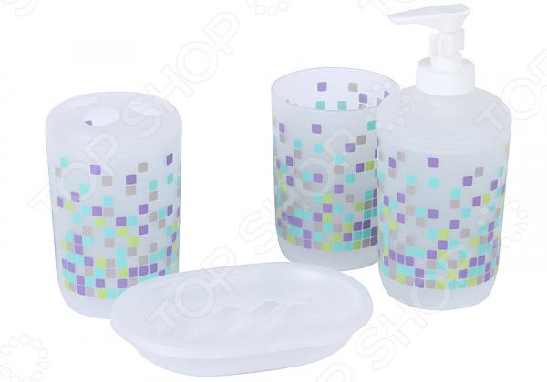Набор аксессуаров для ванной комнаты Rosenberg RPL-350012