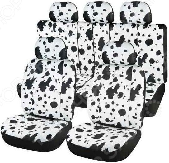 Набор чехлов для сидений SKYWAY Safari «Далматинец»