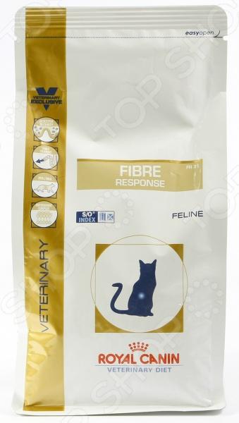 Корм сухой диетический для кошек Royal Canin Veterinary Diet Fibre Response FR 31