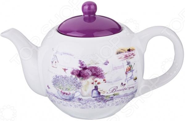 Чайник заварочный Agness «Весна» 358-1100