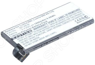 Аккумулятор для телефона Pitatel SEB-TP332 аккумулятор для телефона pitatel seb tp329