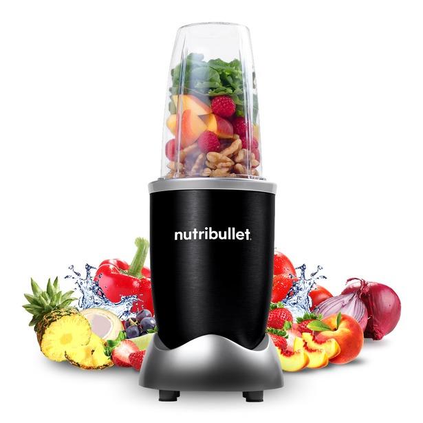 фото Экстрактор питательных веществ NutriBullet 600 Black