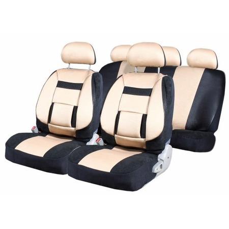 Купить Набор чехлов для сидений SKYWAY Protect 2 с боковой поддержкой спины