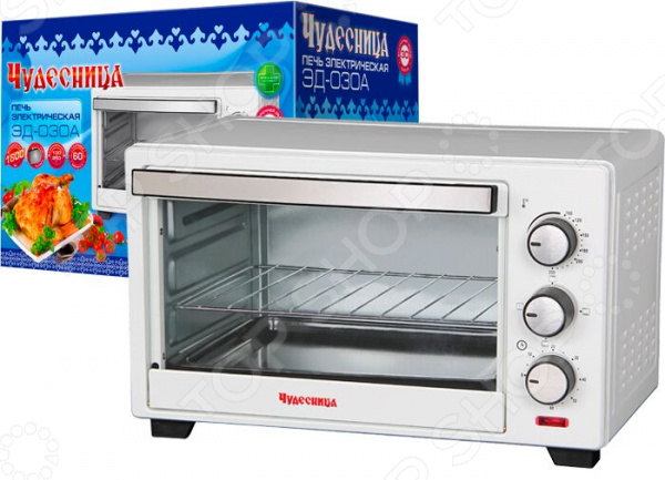все цены на Мини-печь Чудесница ЭД-030A онлайн