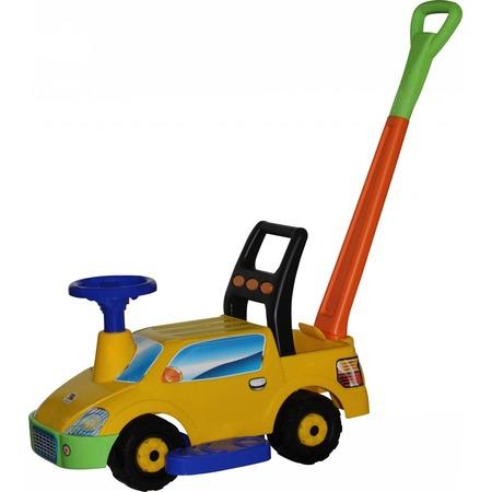 Купить Машина-каталка Molto без звукового сигнала «Пикап»