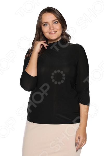 Водолазка Blagof Водолазка «Цвет настроения». Цвет: черный куртка утепленная blagof blagof mp002xw0gvn4