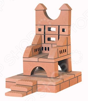 Конструктор из глины Brick Master «Трон» Конструктор из глины Brick Master 602 «Трон» /
