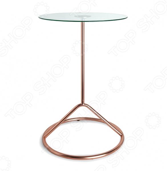 Столик журнальный Umbra Loop столик придиванный umbra konnect