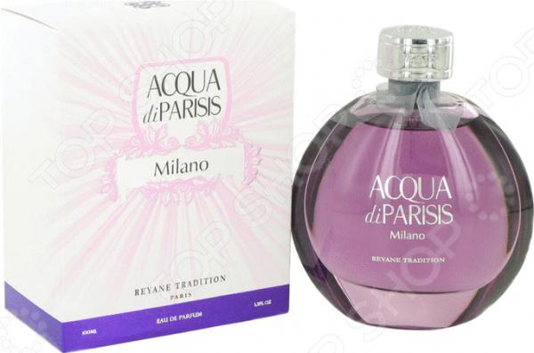 Парфюмированная вода для женщин Acqua Di Parisis Milano, 100 мл bond женская парфюмированная вода di gardini desir 100 мл