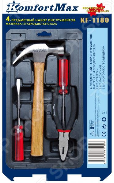Набор инструментов KomfortMax KF-1180 opticslim 1180