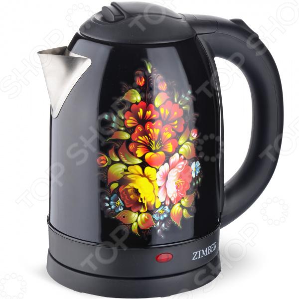 Чайник электрический «Русские узоры» Чайник электрический Русские узоры создан для тех, кто любит...