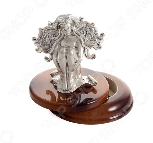 Шкатулка сувенирная Brunel «Знак зодиака: Весы»