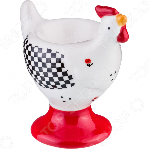 Подставка для яйца Lefard «Веселый курятник» 188-129