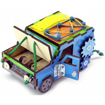 Купить Бизи-машина PAREMO PE720-203