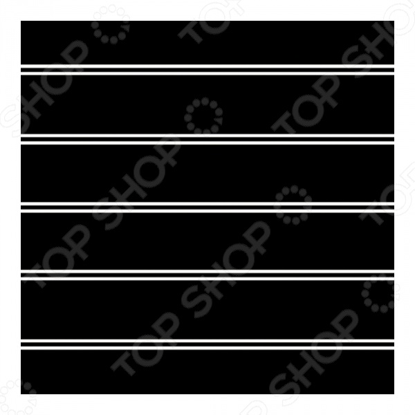 Салфетки Duni Black & White