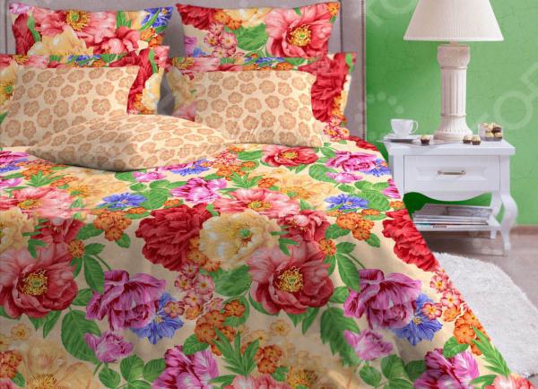 Zakazat.ru: Комплект постельного белья Хлопковый Край «Флоренция» 5609/1. 1,5-спальный
