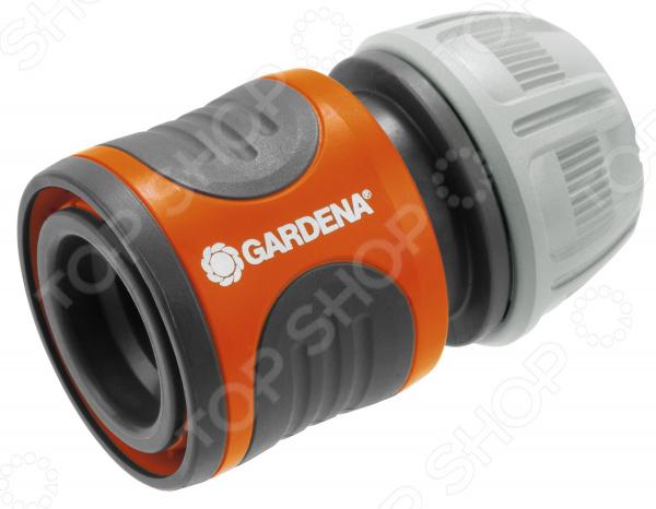 Коннектор стандартный Gardena коннектор gardena с регулятором