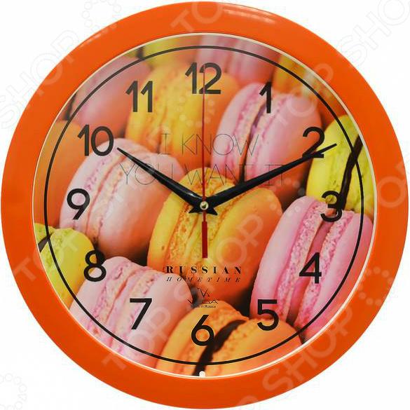 Часы настенные Вега П 1-11/7-282 «Десерт»