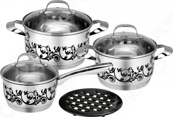 Набор посуды Calve CL-1875