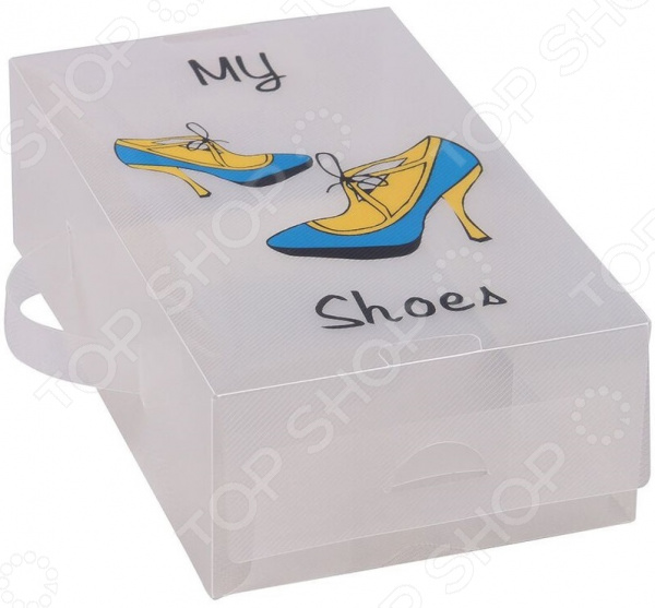 Короб для хранения обуви Miolla PLS-10