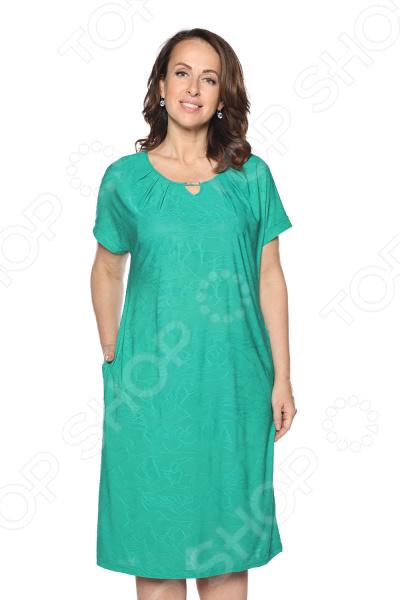 Платье Лауме-Лайн «Чудесная песня». Цвет: темно-зеленый лонгслив dept лонгслив