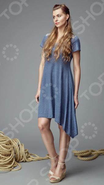 Платье Milliner 1736107. Цвет: синий