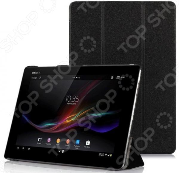 Чехол для планшета skinBOX Sony Xperia Z2 комплектующие и запчасти для ноутбуков sony tablet z2 sgp511 512 541 z1