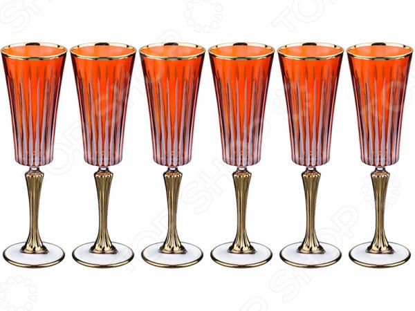 Набор бокалов для шампанского Same 103-532