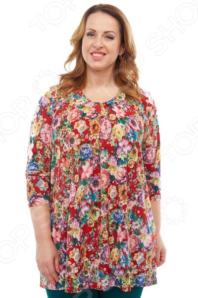 Туника Pretty Woman «Джози». Цвет: красный