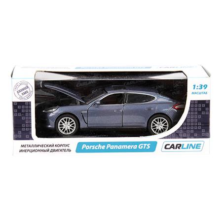 Купить Модель автомобиля 1:39 Carline Porsche Panamera GTS. В ассортименте