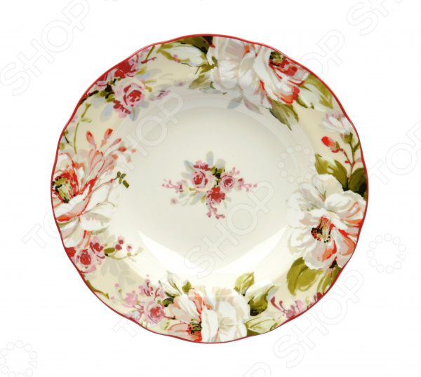 Тарелка суповая Utana «Эмилия»