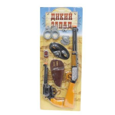 Купить Игровой набор для мальчика 1 Toy «Дикий Запад»