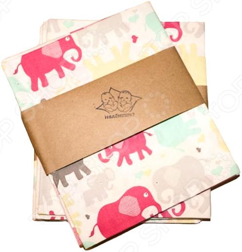 Пеленка Bradex «Слоненок»