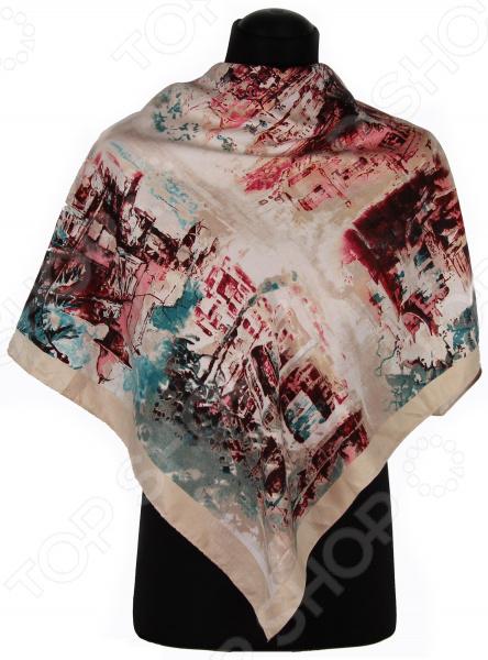 Платок Bona Ventura PL.L-V.5 недорогой платок на шею для женщин