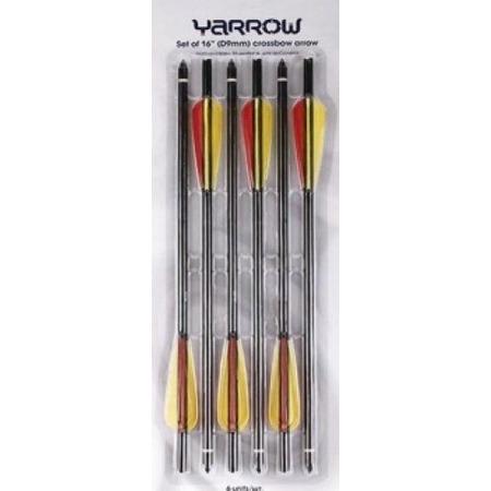Купить Набор стрел для арбалета Yarrow: 6 предметов