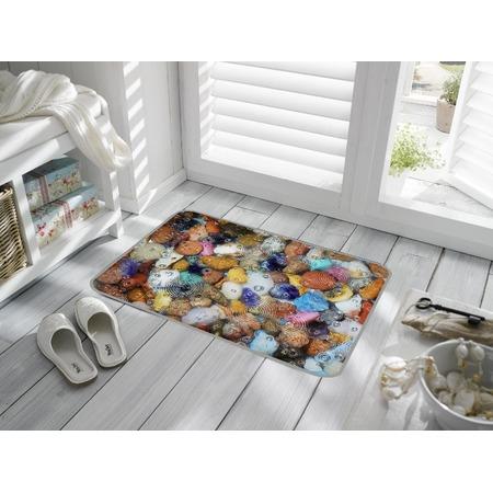Купить Ковер ТамиТекс «Разноцветные камешки»