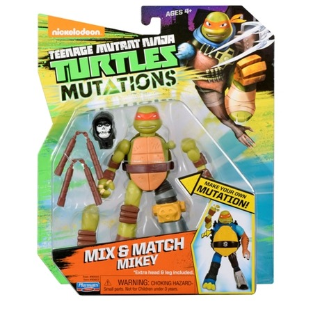 Купить Игрушка-фигурка Nickelodeon Mutation «Микеланджело»