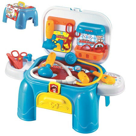 Купить Игровой набор для ребенка 1 Toy «Профи. Доктор 2 в 1»