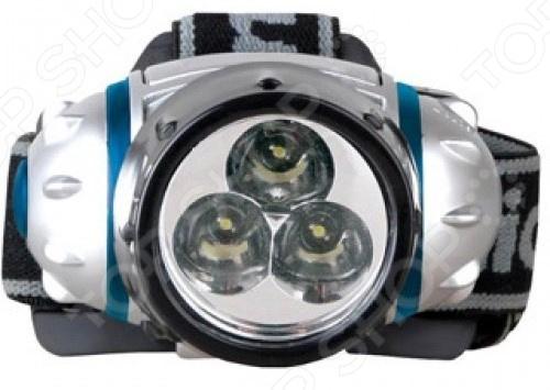 Фонарь налобный Camelion LED5321-3Mx