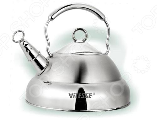 Чайник со свистком Vitesse Geraldine
