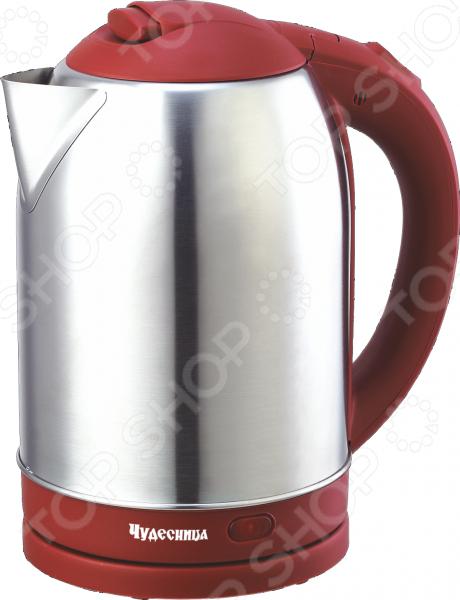 Чайник Чудесница ЭЧ-2031 gipfel чайник для кипячения воды visit 2 7 л