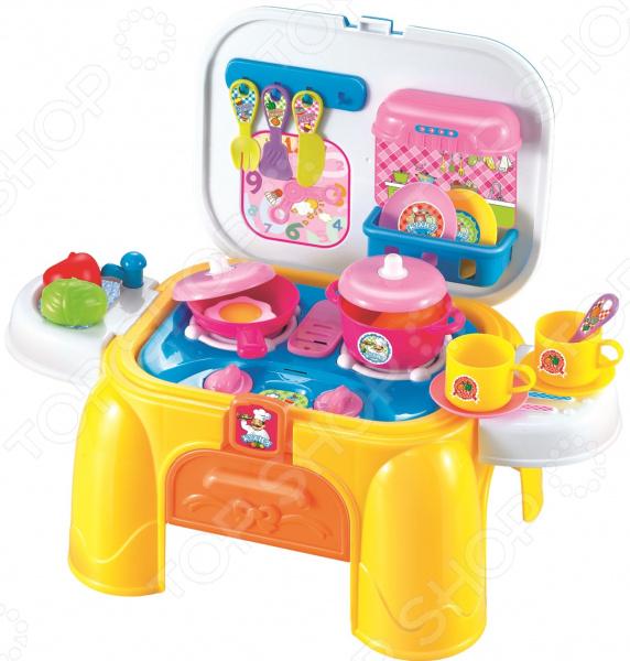 Игровой набор для ребенка 1 Toy «Профи. Кухня 2в1»