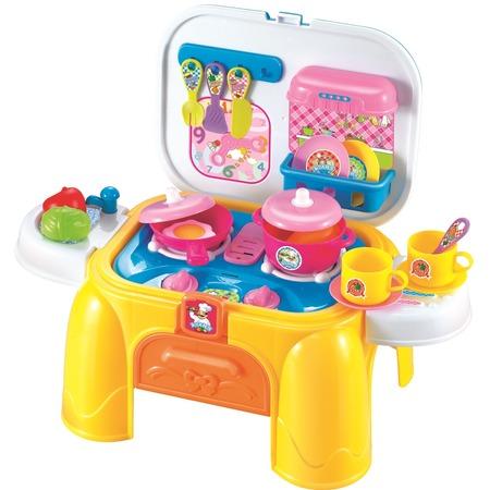 Купить Игровой набор для ребенка 1 Toy «Профи. Кухня 2в1»