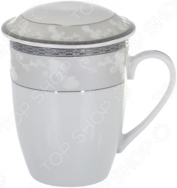 Кружка заварочная OlAff Mug Cover LRS-MSCM-009