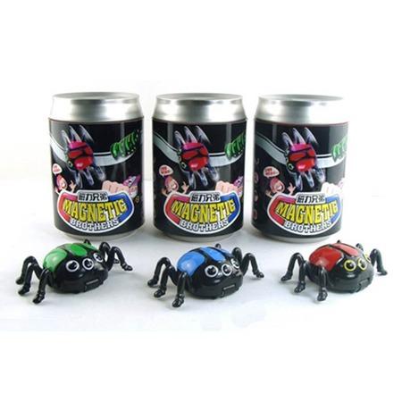 Купить Игрушка интерактивная 31 ВЕК «Магнитный паук». В ассортименте